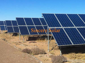 Wholesale solar system: Spiral Pile Solar Mounting System