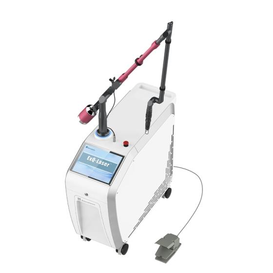 Q-Switched Nd:YAG Laser Therapy Systems ExQ-Laser