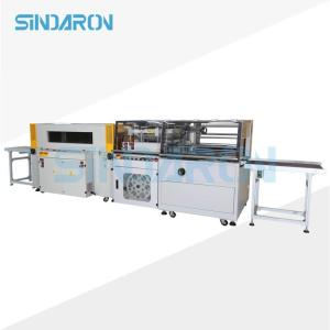 Wholesale bar table: Fully Automatic L Bar Sealer Sealing Heat Shrink Shrinkable Shrinking Pack Package Packaging Wrap W