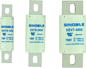 Wholesale fuse links: Fuse Link with Bolted Connection 750Vac/DC 5-800A