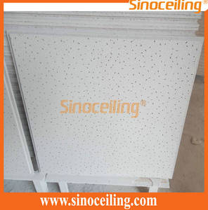 Wholesale suspending ceiling board: Mineral Fiber Ceiling Board
