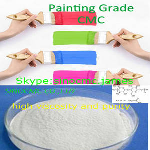 Wholesale Other Chemicals: CMC for Painting Industry