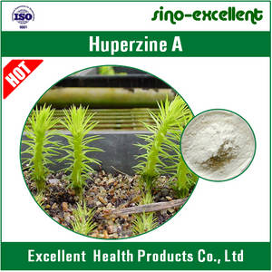 Wholesale herb extract: Chinese herb Huperzine A serrata extract Huperzine-A