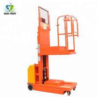 4.5m Electric Battery Mobile High Level Order Picker