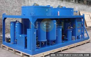 Wholesale used engine oil: GER Used Engine Oil Filter Recycling Machine