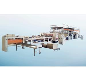Wholesale single facer: Single Facer Corrugated Cardboard Production Line