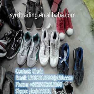 Wholesale Used Shoes: Mixed Used Shoes