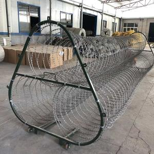 Wholesale tree stand: Razor Wire Barrier