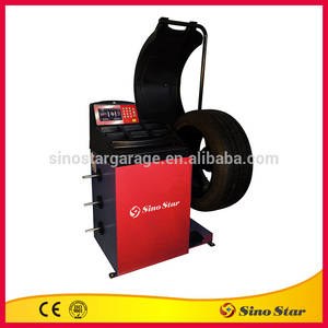 Wholesale Wheel Alignment: High Quality Tire Wheel Balancer Machine