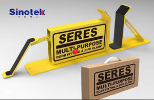 Wholesale Door & Window Rollers: Contract Manufactured Multi Functional Door Installation Clamp