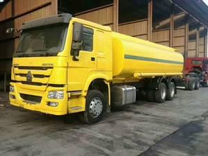 Wholesale Tanker Truck: SINOTRUK HOWO 6x4 Fuel Tanker Truck