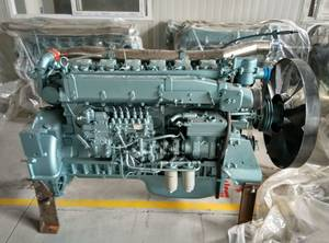 Wholesale Other Truck Parts: Sinotruk Jinan Auto Co.,Ltd Howo Engine Assembly