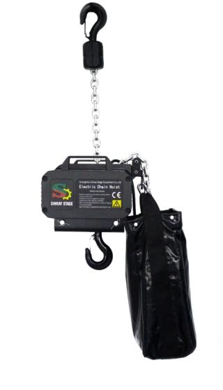 Sell Aluminum stage electric hoist