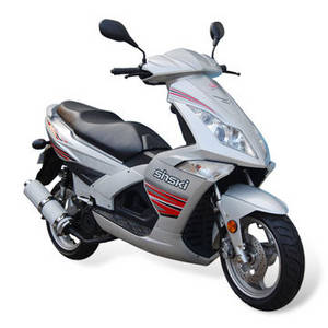 Wholesale Gas Scooters: 125cc Standard Motor Scooters