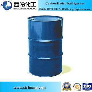 Wholesale refrigerant gas: Isopentane R601a Refrigerant Gas Blowing Agent for Air Conditioner