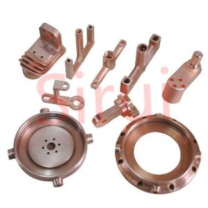 Wholesale casting: CuCr Casting Parts Used in Power Switch
