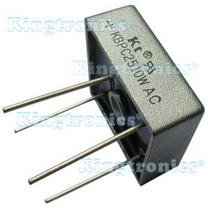 Wholesale radio: Bridge Rectifier KBPC2505W-KBPC2510W