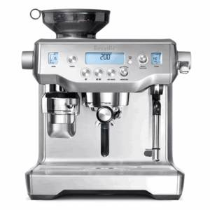 Wholesale mini coffee machine: Breville BES980XL the Oracle