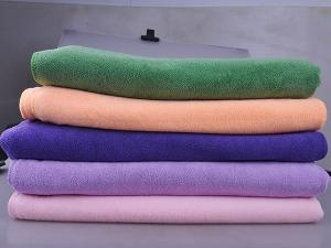Wholesale pet furniture: Household Microfiber Cleaning Towel
