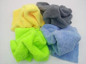 Wholesale poly capping: Hot Selling Long and Short Terry Microfiber Towel