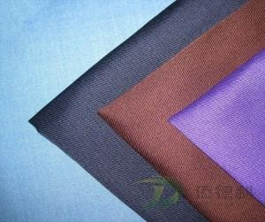 Wholesale twilled: Polyester Twill Dyed Fabric
