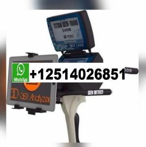 Wholesale underground metal detector: Titan Ger 1000 - 5 SYSTEMS Underground Gold Metals and Treasure Detector
