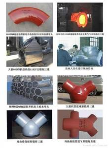 Wholesale stub end pipe fitting: ASME B16.9,ASME B16.47,ASME B16.48,MSS SP-75Pipe Fittings