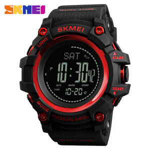 Wholesale Watches: 2018 New Skmei Watch Men Fashion Digital Multifuctional Wristwatch with Compass and Calories Dispaly