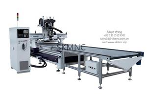 Wholesale Other Woodworking Machinery: Standard Automatic Machining Center with Double Vacuum Adsorption Table