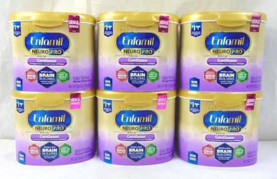 Enfamil NeuroPro Gentlease Infant Formula Milk Powder