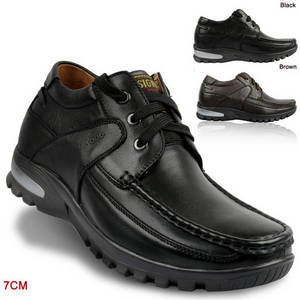 Wholesale Height Increasing Shoes: Height Increasing Shoes, Elevator Shoes for Short Men Grow Taller 2-4 Inches