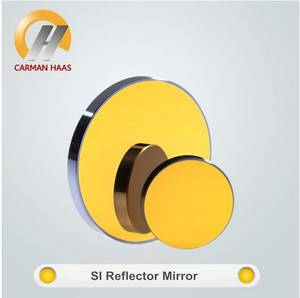 Wholesale mirror plate: Silicon Gold-plated Reflective Mirror