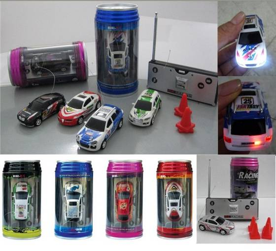 Sell Hottest RC mini car with tin package