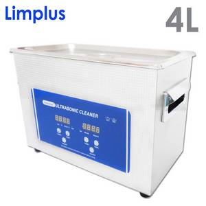 Wholesale Ultrasonic Cleaners: Limplus Stainless Steel Ultrasonic Cleaner LS-04D with Basket
