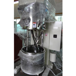 Wholesale Mixing Equipment: 600L Dual Shafts Planetary Mixer with Dispersion