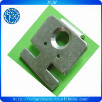 Buy Customer Precise Steel Stamping Parts with Nickel Plating High Quality Facto