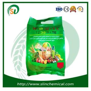 Multi-Element Water Soluble Fertilizer Compound NPK Fertilizer 15-15-15/17-17-17/19-19-19/20-20-20
