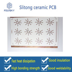 Wholesale alumina ceramic: Alumina Ceramic Circuit Board