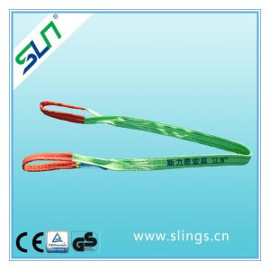 Wholesale polyester fibre: 2020 Polyester Flat Webbing Sling Crane Equipment Lifting Straps  EN1492-1