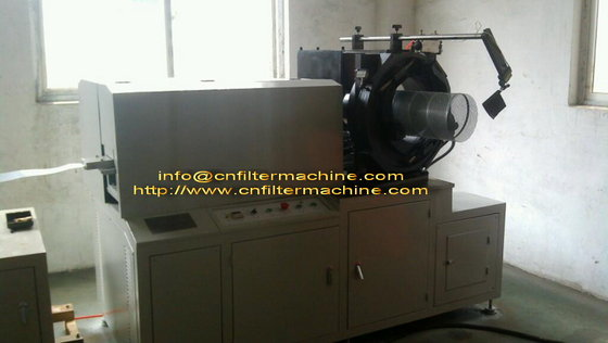 Full-auto Spiral Expanded Metal Center Core Making Machine
