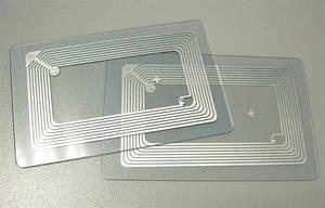 Wholesale hf rfid: 13.56MHz HF RFID INLAY 20.5x36mm