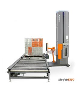 Wholesale pallet wrap: Pallet Packaging Machine Automatic Pallet Wrapping Machine