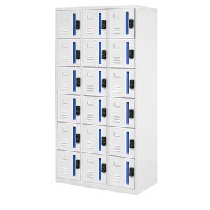 Wholesale Lockers: 18 Doors Intelligent Parcel Locker Electronic Locker System