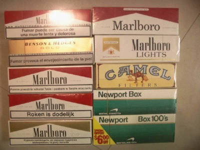 Wholesale All Kinds of Cigarettes From Smoker(id:4926243