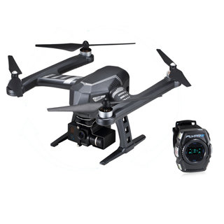 Xeagle Sport Camera Drone with Smart Watch