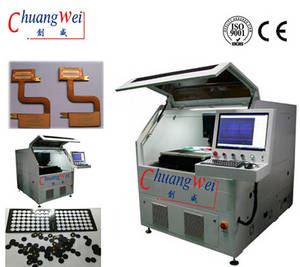 Wholesale depaneling machine: Automatic Fully FPC Seaparator PCB Depaneling Machine with CE Approval