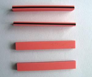 Wholesale conductive zebra connector: Silicone Rubber Zebra Strip Connector