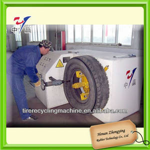 Wholesale waste tire: Waste Tire Treatment  Technology --Tire Bead Cutting Machine