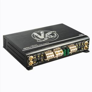 Wholesale Amplifier: 80W Class AB 4 Channels Car Power Amplifier