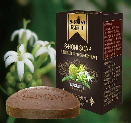 Sell  S-NONI organic noni soap